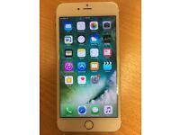 Iphone 6s Plus 64gb - White & Rose Gold - UNLOCKED