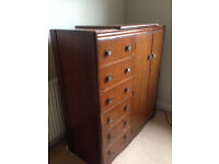 vintage dresser/chest of drawers FREE IF COLLECTED BEFORE SATURDAY