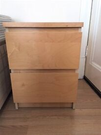 Bedside Table IKEA. Good condition. For collection