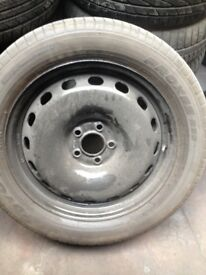 "Spair rim size 19"" Range Rover"