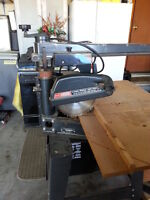 9 inch sears radial arm saw