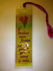 Beautiful-Woven-If-Mothers-Bookmark-NEW-Great-Mothers-Day-Gift