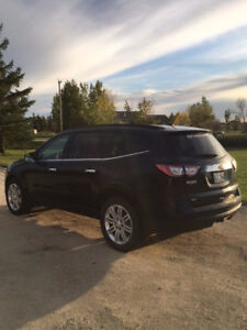 2013 Chevrolet Traverse 2LT LIMITED LEATHER SUV, 7 seater!