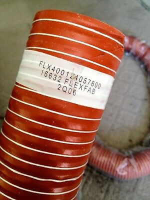 RACING BRAKE COOLING/VENTILATION DUCT HOSE 3in X 12ft 550+ deg