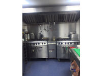 Production Kitchen Bethnal Green for Hire on Weekends Only