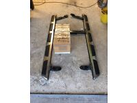 Audi Q5 Running Boards - Genuine Audi Product - Hardly Used