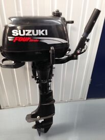 SUZUKI OUTBOARD ENGINE DF6 4stroke