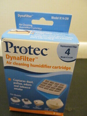 Protec K14-3W DynaFilter Air Cleaning Replacement -