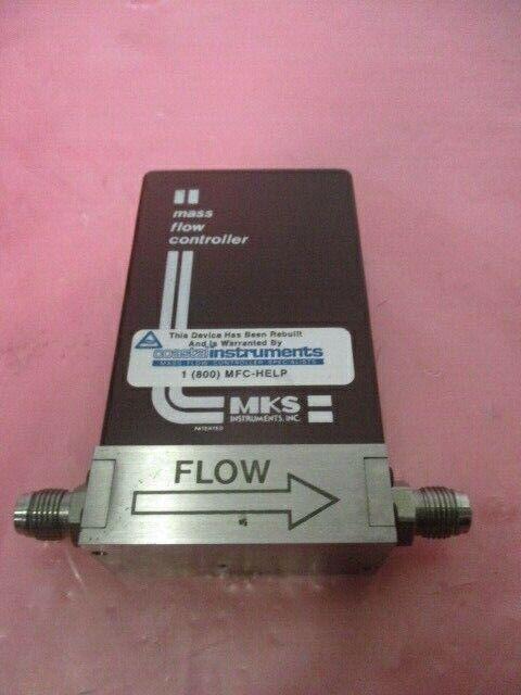 MKS MKS-1459C Mass Flow Controller, MFC, N2, 200 SCCM, 451253