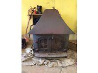 Large Woodburning stove