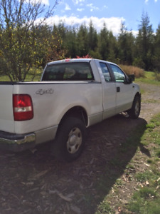 REDUCED 2007 Ford F-150 - $6800