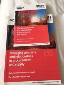 CIPS D5 text book
