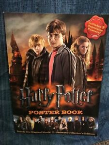 Harry Potter Poster Book. Inside The Magical World. Ultimate