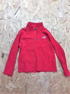 The North Face fleeces for girls