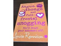 Books for teenage girls by Louise Rennison
