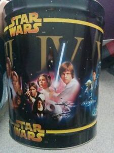 Great Condition Collectible Star Wars Large Container