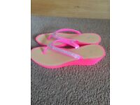 Brand New Pink Summer Shoes 7