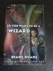 So You Want to Be a Wizard Kitchener / Waterloo Kitchener Area image 1