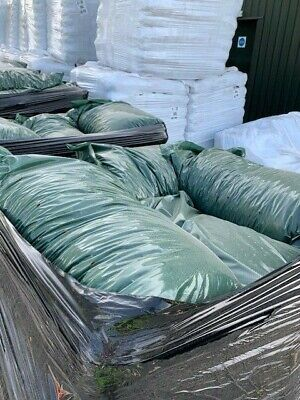 Chicken Manure Compost Half Pallet 8 Bags  - 80Ltr bags - 640Ltrs Compost