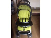 Quick Sale - Graco Push Chair with Car Seat: Suitable from birth