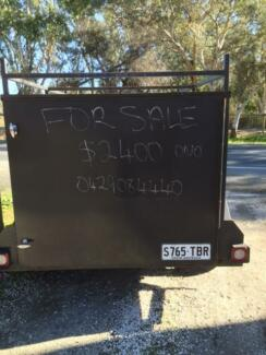 Trailer 7' x 5' and 4' high (Modern Trailer) Woodside Adelaide Hills Preview