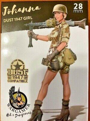 Dust 1947 - Johanna - Hot And Dangerous II Luftwaffe Exclusive Hero -=NEW=-