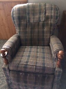 Two Chairs-$25 for both