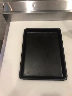 "9"" x 12"" grandma pizza pans - barely used"