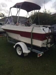 1995 KINGFISHER BAYRIDER BOAT Warner Pine Rivers Area Preview