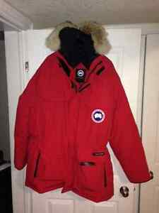 Men's Canada Goose Expedition Parka Kitchener / Waterloo Kitchener Area image 1