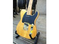 Fender CIJ TL-52 Reissue Telecaster, based on Bruce Springsteen's