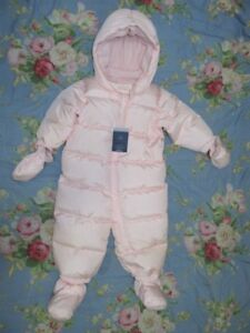 GAP $95 Down Filled Snowsuit 12-18 Months Size ~NEW /w Tags!!