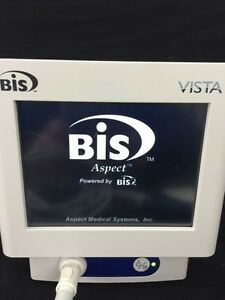 Aspect Medical Bis Vista Bispectral Index Monitor with Module, Cable, & Warranty