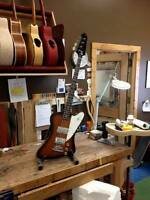 Beardsell Guitars Repair & Custom work Winnipeg