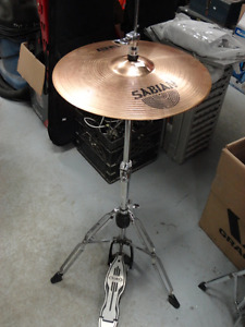 Mapex Hi-Hat Stand With Sabian Hi-Hats