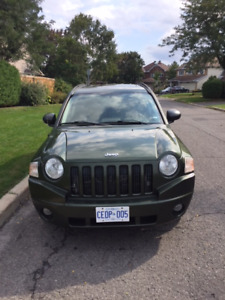 2008 Jeep Compass for Sale with saftey and etest