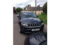 Excellent condition Low mileage Two owners JEEP Compass limited 2.0 SUV
