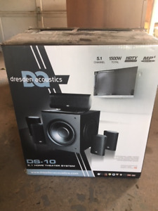 Dresden Acoustics DS-10 5.1 Home Theatre System