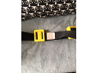Beaver belt and two 2kg weights, open for offers