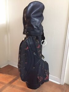 Golf bag and clubs - women