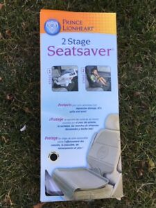 New Prince Lionheart 2 stage seat saver