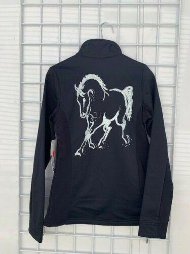 Kerrits Embroidered Softshell Riding Jacket