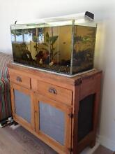 Fish tank with or without cabinet Dee Why Manly Area Preview