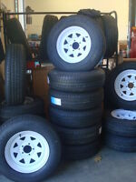 New - Loadstar and Carlisle Trailer Tires