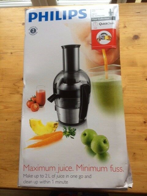 Philips 2l Juicer
