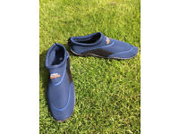 Brand New Men's Aqua/Beach Shoes - Size 43
