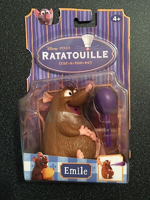 "Disney Pixar Ratatouille Emile 4"" Figure"
