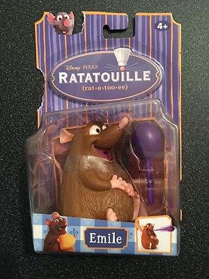 """Disney Pixar Ratatouille Emile 4"""" Figure"""