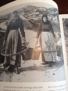 Book with historic photos of Newfoundland and Labrador