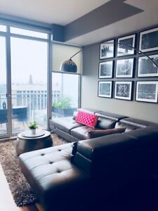 Furnished Luxury Apartment in the Heart of Downtown Ottawa